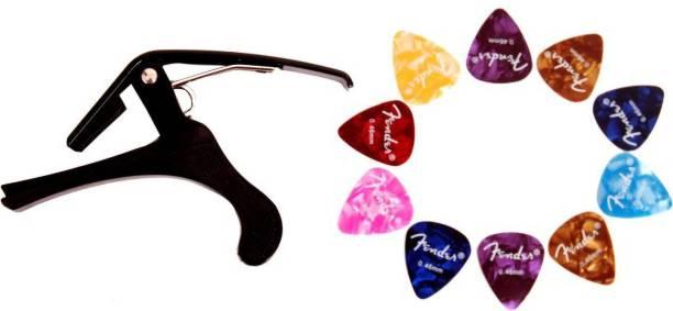 Cola Music Spring Guitar Capo