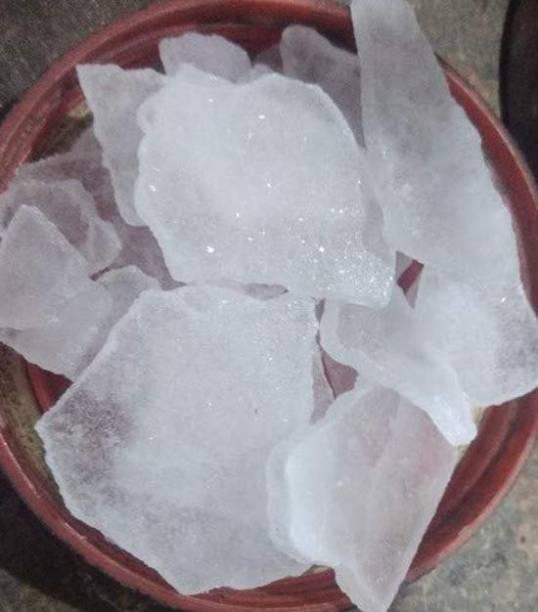 Perfect Pricee Grade A Quality Edible - Desi Camphor - Bhim Camphor - IsoBorneol Flakes - Pure Camphor - 100 Grams