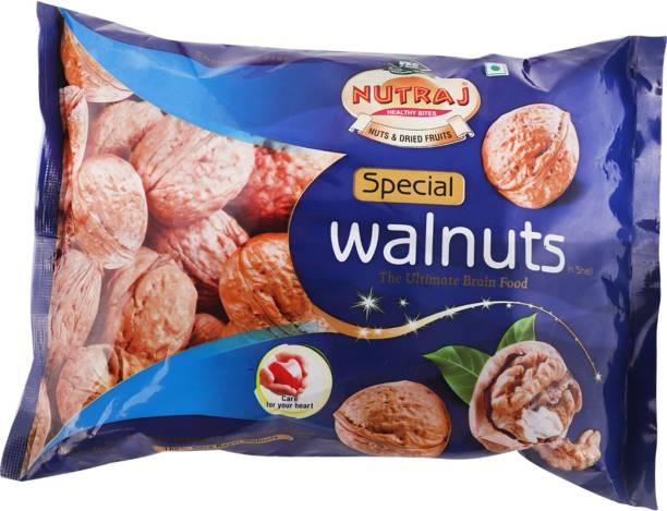 Nutraj Special Walnuts Inshell Walnuts