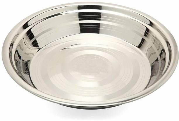 Liolis Stainless Steel Parat (27.5 Centimeter) - Silver Paraat