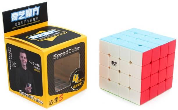 Cubelelo QiYi QiYuan 4x4 Stickerless Cube