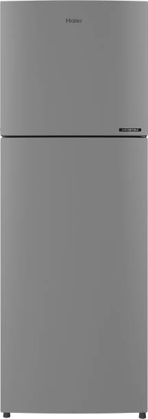 Haier 258 L Frost Free Double Door 2 Star Convertible Refrigerator