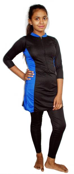 AQUA holic Pro Solid Women Swimsuit