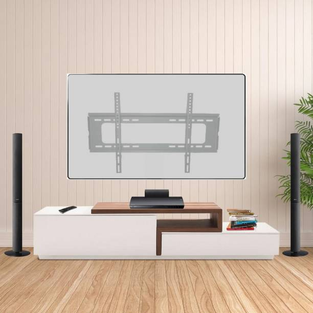 Flipkart Perfect Homes Studio TV Stand 26-55 inch Heavy TV Wall Mount for LCD/ LED/ Plasma Fixed TV Mount