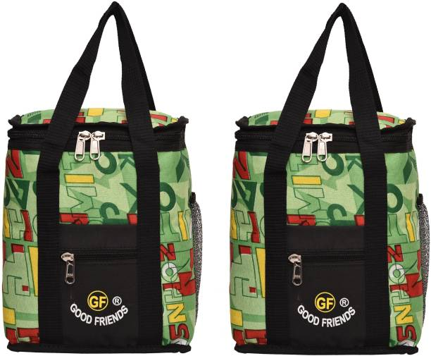 GOOD FRIENDS Tiffin Bag Best Quality Combo 2 Offer Waterproof Lunch Bag