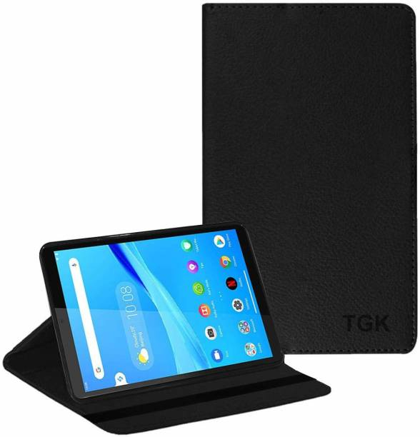 TGK Flip Cover for Lenovo Tab M8 2nd Gen 8 inch [Compatible Model: TB-8505X, TB-8505F] 2019 Released