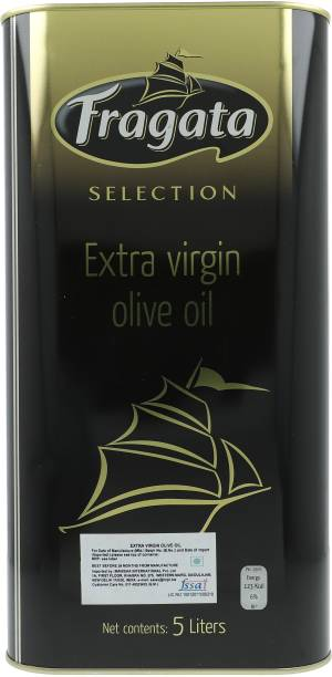 Fragata Extra Virgin Olive Oil 5 Ltr Olive Oil Tin