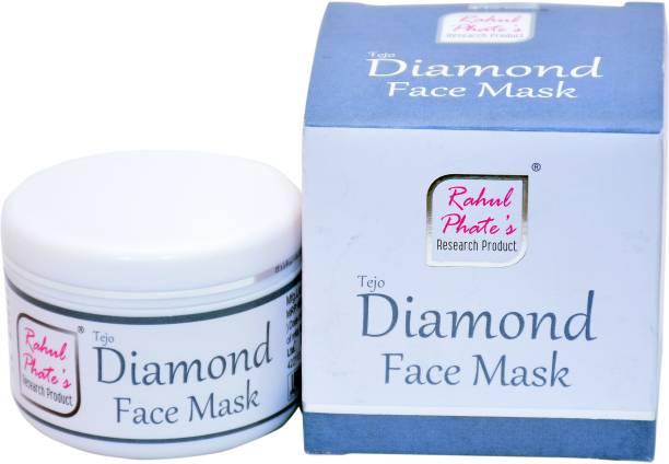 Rahul Phate's Research Product DIAMOND FACE MASK 50gm