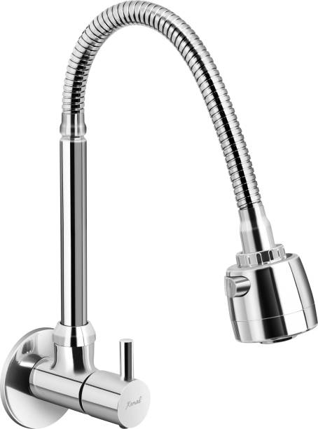 KAMAL Sink Spray Dixy - Wall Mounted Bib Tap Faucet