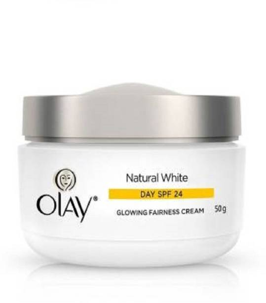 OLAY Natural White DAY SPF 24 Glowing Fairness face cream 50g