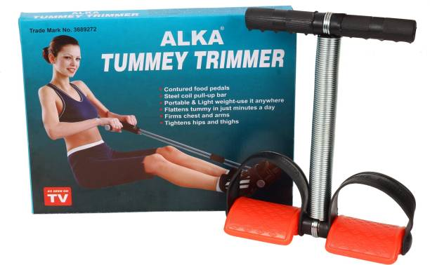 ALKA SINGLE STEEL SPRING AB EXERCISER FOR HOME GYM Ab Exerciser