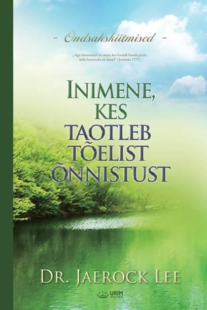 Inimene, kes taotleb toelist onnistust(Estonian)