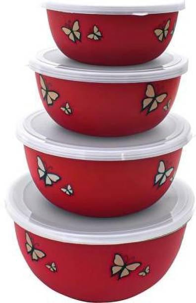 SAAD MICROWAVE SAFE BOWLS Steel, Plastic Disposable Serving Bowl