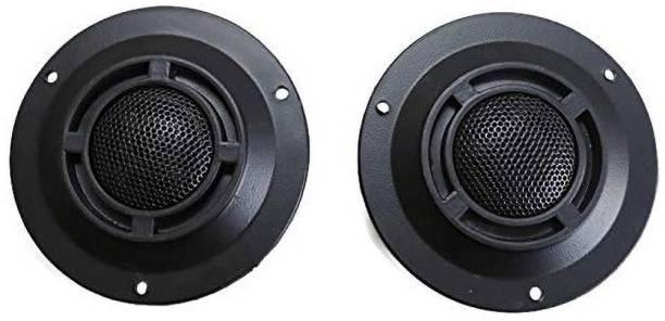 Creative Tech car tweeter doom stereo 2'' inch Tweeter Speaker max Power 80w Upto 20khz Pack of 2 Tweeter Car Speaker