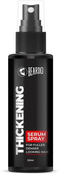 BEARDO Hair Thickening Serum Spray for Men