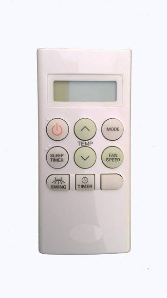 Piyush COMPATIBLE TO LG HIMALAYA COOL AC COMPATIBLE AC REMOTE NO 114 for LG HIMALAYA COOL AC REMOTE .SAME MODEL ONLY. Remote Controller