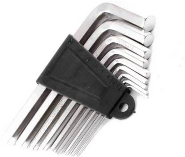 FADMAN 9 Hex Key Set Allen Key Set