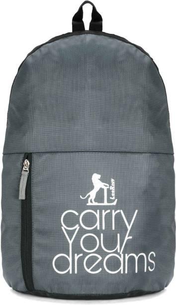 LeeRooy Water Resistance Laptop Backpack 25 L (Grey) Waterproof Backpack