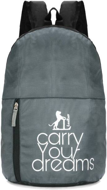LeeRooy bg28GREY backpack 39 L Laptop Backpack
