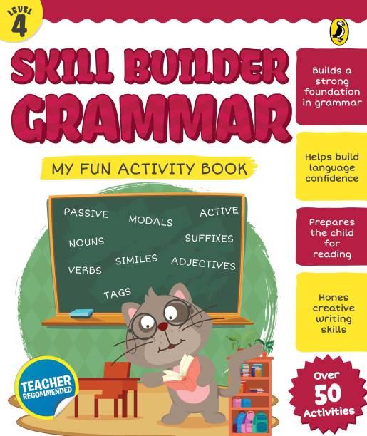 Skill Builder Grammar Level 4