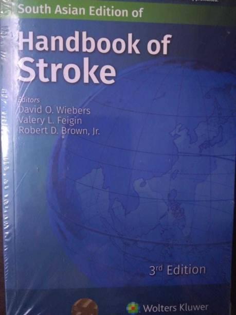 Handbook of Stroke 3/e South Asian Edition