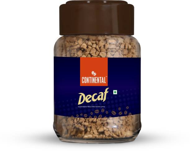 Continental Coffee Decaf Decaffeinated Instant Coffee