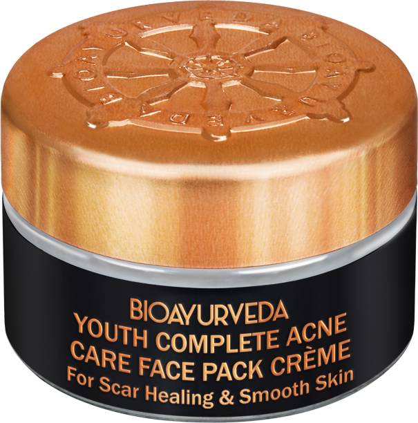BIOAYURVEDA Youth Complete Acne Care Face Pack Cream