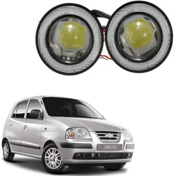 BRPEARl LED Fog Lamp Unit for Hyundai Santro Xing