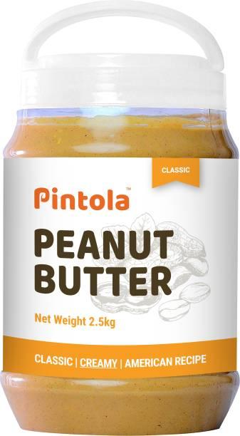 Pintola Classic Peanut Creamy Butter 2.5 kg