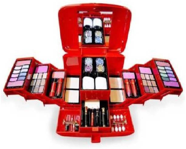 ads WATER PROOF FASION KNOWLEDGE LONG LASTING 24 HOUR BEAUTY OUTLINE MAKEUP KIT FOR ALL SKIN