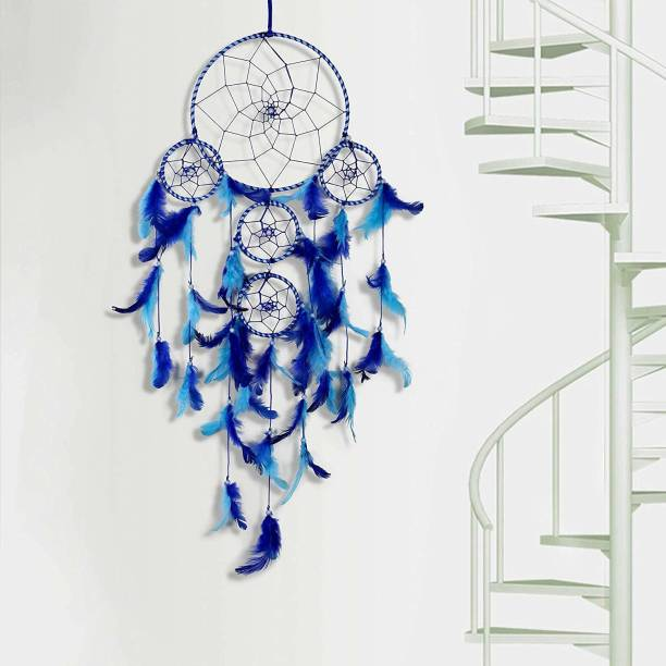 DULI wall hanging ,Wall Hanging For decor Feather Dream Catcher