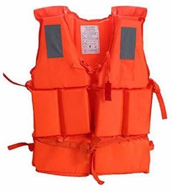 IRIS Life Jacket, Good Buoyancy Adult Floating Vest Swim Floatation Belt