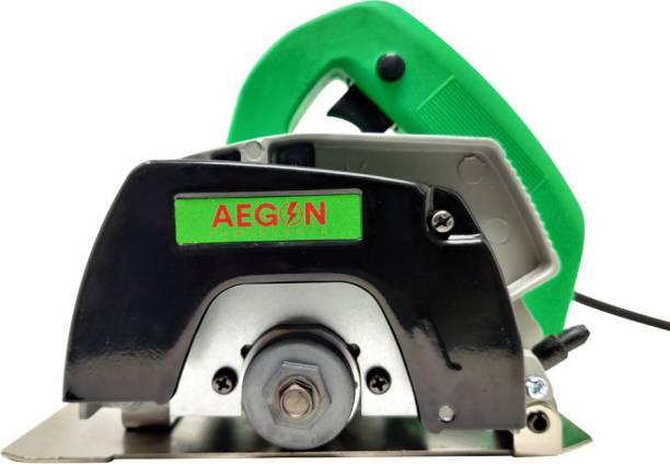 AEGON 1050 W, 4 Inch, 12000 Rpm Heavy Duty Cutting Ceramic Tiles, Granite, Marbles, Brick Wall, & Wood Handheld Tile Cutter