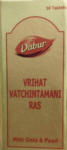 Dabur Vrihat Vatchintamani Ras Tablets
