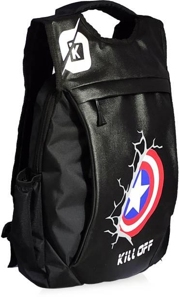 kill off captain america 24 L Backpack