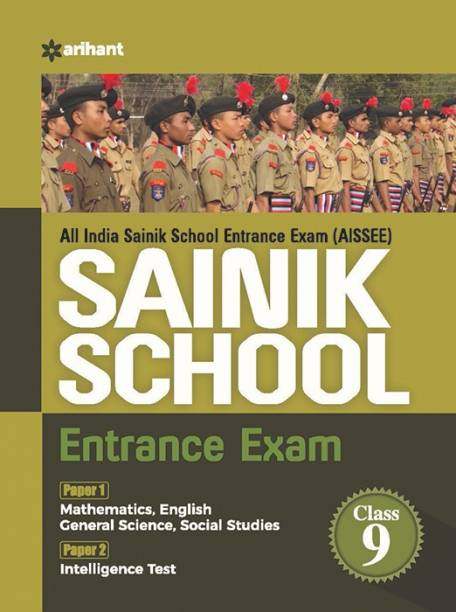 Sainik School Class 9 Guide 2021