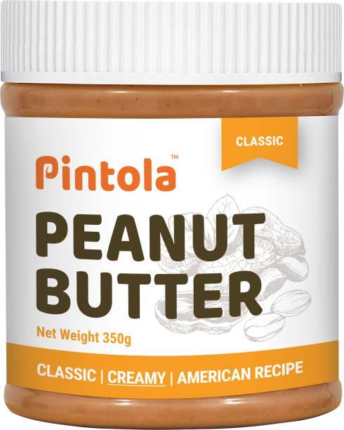 Pintola Classic Peanut Butter (Creamy) 350 g