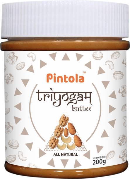 Pintola All Natural Triyogam Butter 200 g