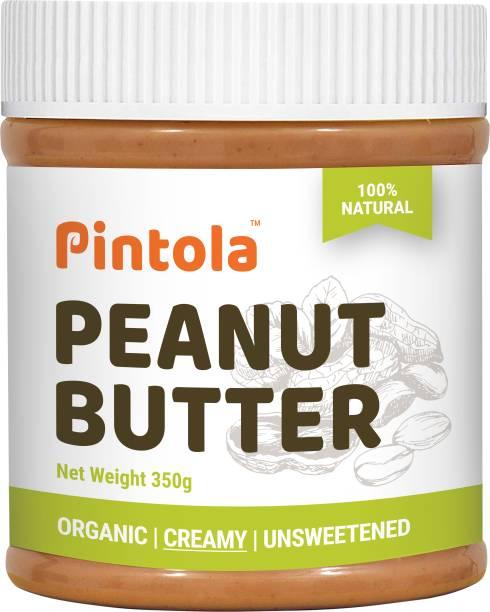Pintola Organic Peanut Butter (Creamy) 350 g