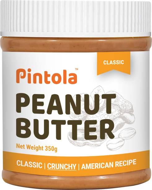 Pintola Classic Peanut Butter-(Crunchy) 350 g