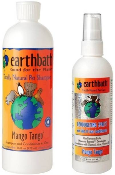 Earthbath Conditioning Mango Dog Shampoo