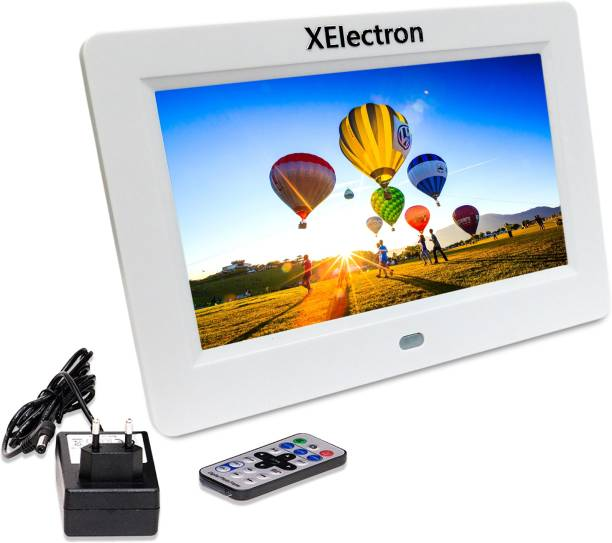 XElectron DPF702 7 inch Digital Photo Frame with IPS Technology XElectron® & BIS certified