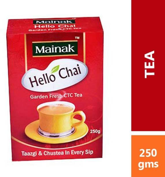 Mainak Hello Chai Unflavoured Black Tea Box