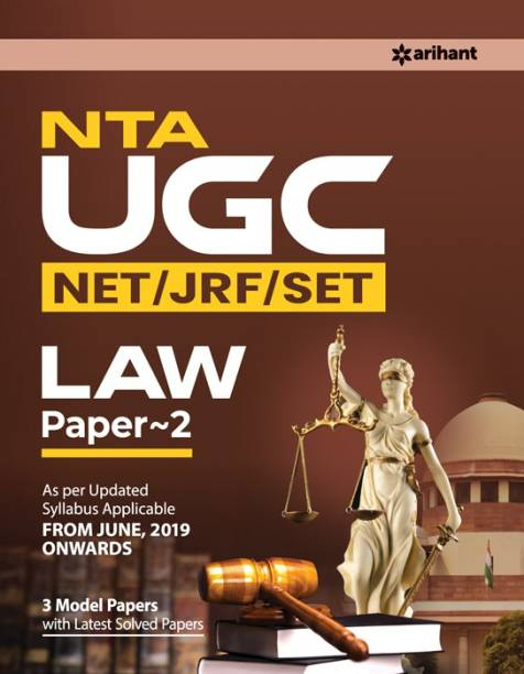 Nta UGC Net Law Paper 2 2020