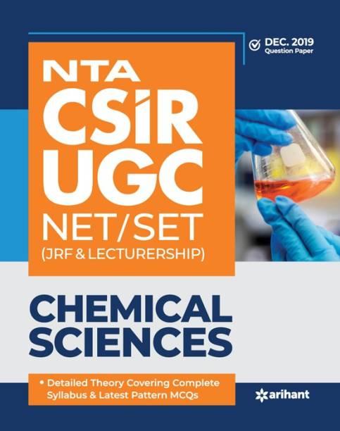 Nta UGC Net Chemical Science 2020
