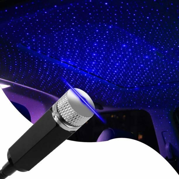 AutoPowerz Car Star Decoration Laser Lamp (Blue) Car Fancy Lights