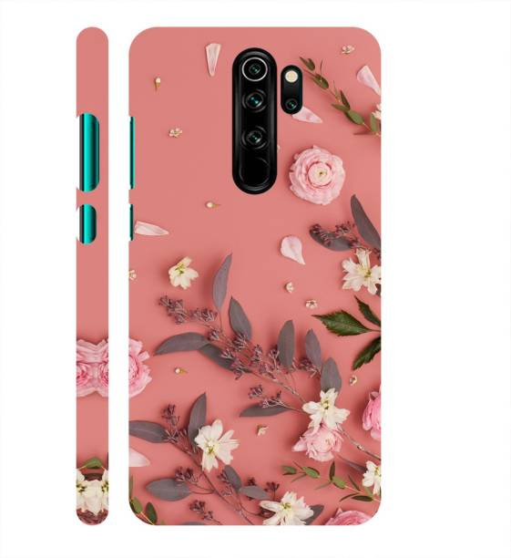 Lifedesign Back Cover for Mi Redmi Note 8 Pro