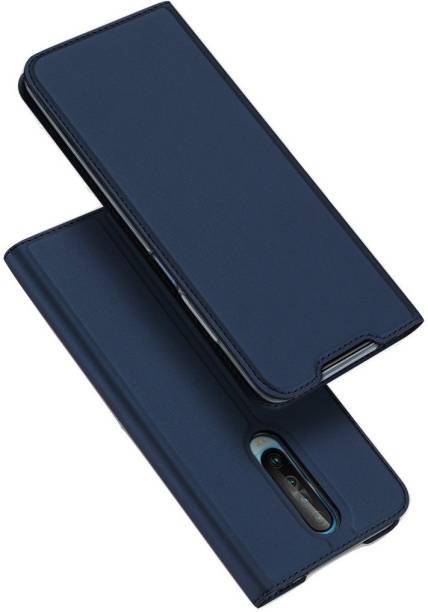 DHAN GTB Flip Cover for Xiaomi MI Poco X2, Xiaomi MI K30