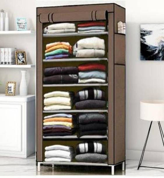 Bhimada PP Collapsible Wardrobe
