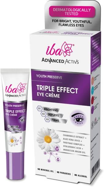 Iba Halal Care Advanced Activs Youth Preserve Triple Effect Eye Creme